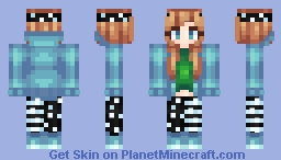 In the truly gruesome do we trust Minecraft Skin