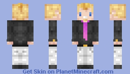 My Fancy Skin. Minecraft Skin