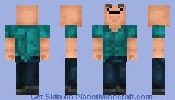 Hey dere! Minecraft Skin