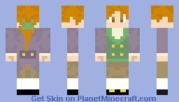 Thomas Jefferson Minecraft