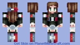 One month ago... Minecraft Skin