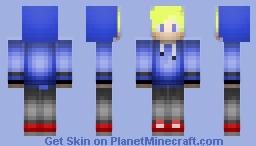 Skin request - Jack Minecraft Skin