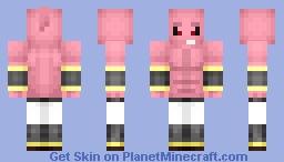 Super Buu Minecraft