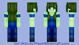 Zambie Minecraft Skin
