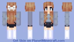 my personal skin v 2.0 // Minecraft Skin
