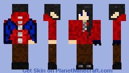 Meiwa Minecraft Skin