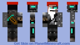 ALAN15154: Christmas edition Minecraft Skin