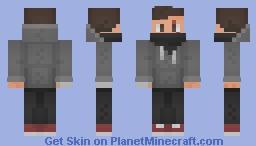 _Skullz_ ~ Reshaded! (Better Saturation :P) Minecraft Skin