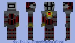 StarOut EX! Minecraft Skin