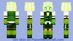 Steampunk Peridot (Popreel!) Minecraft Skin