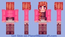 ✘Ðℯαℊℓε✘ - Kelly Minecraft Skin