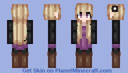ραsτεl | Ethereal Minecraft Skin