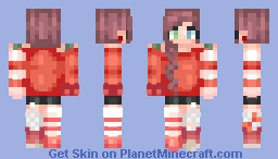 ★♠ค๒คภ๔๏ภ3๔гคเภ♠★ CandyCane (Personal) Minecraft Skin
