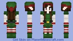 Merry Christmas! Minecraft Skin