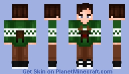 ~Christmas Sweater~ 🎄🎅 Minecraft Skin