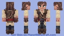 The Guild - Duelist Minecraft Skin