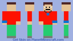 Hugod000 Minecraft Skin