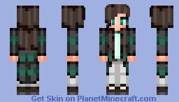 eehhhhhh i'm lazy Minecraft Skin
