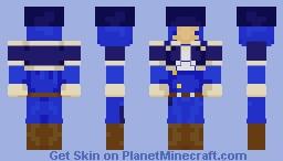 Juvia     -Fairy Tail Minecraft Skin