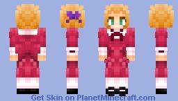 Liechtenstein Minecraft Skin