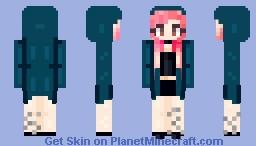 🌧 | polychromatic Minecraft Skin