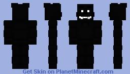 Shadow Bonnie | FNAF WORLD/ FNAF 2 Minecraft Skin