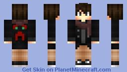 -The Cursed Kids-Steven-Skin Series- Minecraft Skin