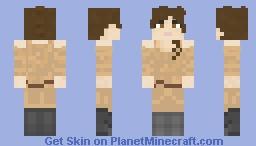 Star Wars Episode VII [Rey] Minecraft Skin