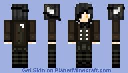 Tael -OC- Minecraft Skin