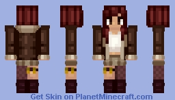 ✘Ðℯαℊℓε✘ - Eyleen (me) Minecraft Skin