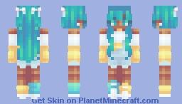 under - ce Minecraft Skin