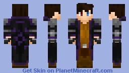 Medieval Cloak [Yet another request] Minecraft Skin