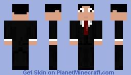 Parasyte the Maxim. Parasyte(Human Form) Minecraft Skin