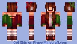 Happy Holidays! Minecraft Skin