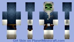 Winter Zombie (Nuclear Winter Contest!) Minecraft Skin