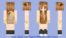 🌼 Eevee | Pokemon 🌼 Minecraft Skin
