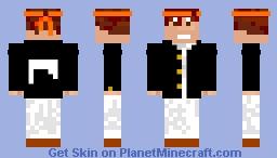 [INSERT TITLE HERE] Minecraft Skin