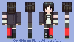 Nuclear Winter Contest: Scavenger Minecraft Skin