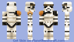 Sandtrooper Minecraft