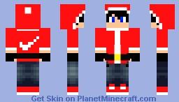 Tsunami_Shark's Santa skin Minecraft Skin