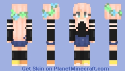 This reminds me of K-pop ~request~ Minecraft Skin
