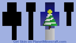 Merry Christmas!!!! (INCOMPLETE) Minecraft Skin