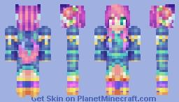 Get Mynxed! Minecraft Skin