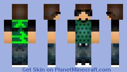 KoolMaanOfficial Minecraft Skin