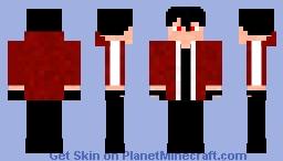 Shintaro Kisaragi Minecraft Skin