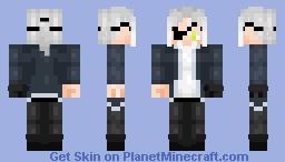 My OC - Life The Teen Minecraft Skin