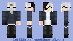 Version B of my OC Minecraft Skin