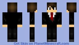 Len's Stupid Human >:( Minecraft Skin