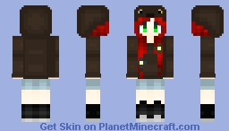 Mah Mom's skin Minecraft Skin