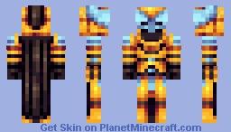 Medieval Wolverine Minecraft Skin